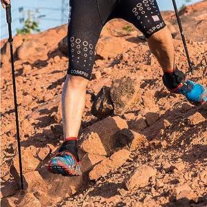 TRIWONDER Low Trail Gaiters Ankle Running Gaiters Wrapid Gators for Men Women