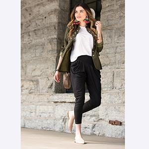 women business casual blazer
