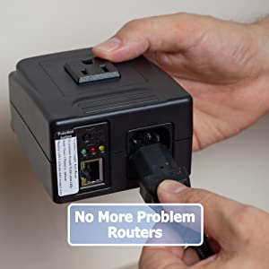No More Problem Routers