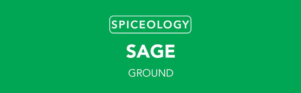 spiceologist spiceology ground sage herbs herb herbes