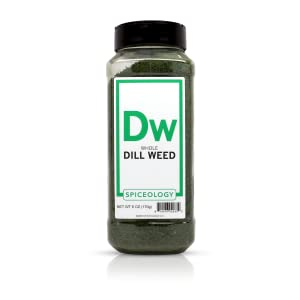 spiceology spiceologist dill weed dried dille herb herbs herbes bbq grilling spices seasoning spice