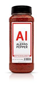 spiceology spiceologist aleppo chile chili pepper powder ground spice seasoning