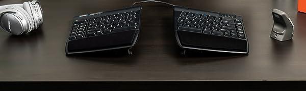 freestyle 2 vip3 tenting keyboard ergo kinesis