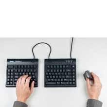 freestyle2 split keyboard ergo