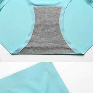 Women's Seamless Invisible Hipster Briefs