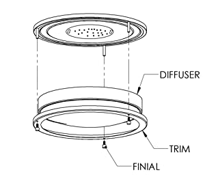B075ZKM9FK as well Wiring Diagram For Light With Two Switches moreover Audio Technical Tips likewise Chevrolet Blazer Wiring Diagram together with Usecare installation pendant. on install ceiling light wiring