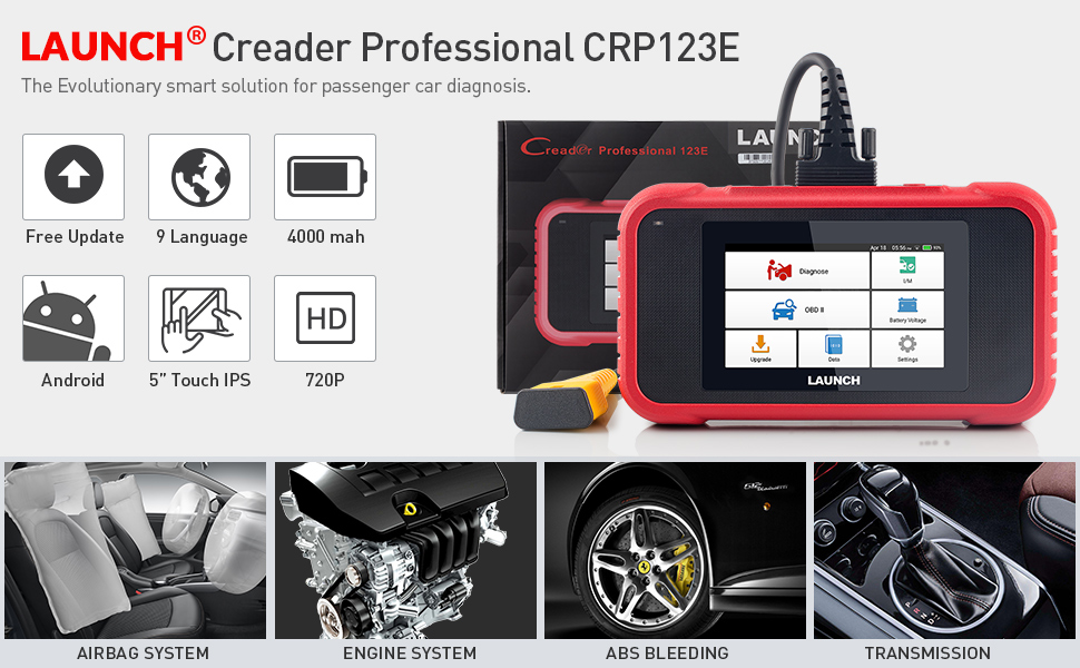 obd2 scanner launch crp123e obd2 scanner launch crp123e obd2 scanner launch crp123e obd2 scanner