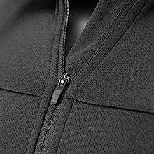 YKK full length zipper