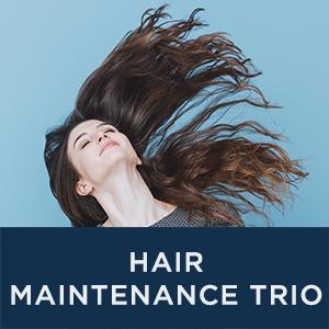 hair maintenance trio