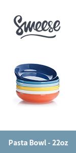Pasta bowls