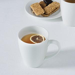 enjoy your warm tea