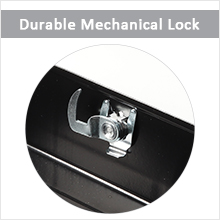 cash box with key lock