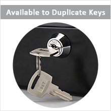 available to duplicate keys