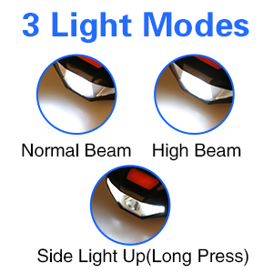 headlamp flashlight led head lamp flash light camping adults kids camp running run jog runner mini