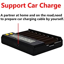 C8 universal battery charger activation Plentiful Information lithium battery protective circuit.