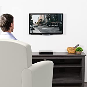 viewing angles mount tv