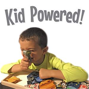 Kid Powered Play
