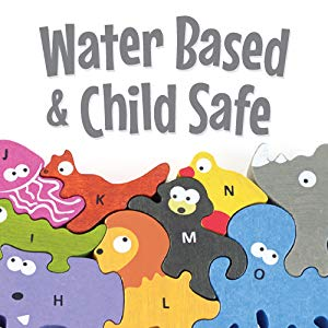 Water Based And Child Safe: