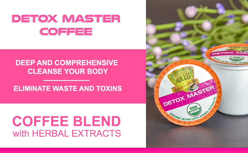 detox coffee for keurig