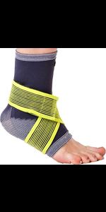 SENTEQ Plantar Fasciitis Compression Sock Ankle Brace