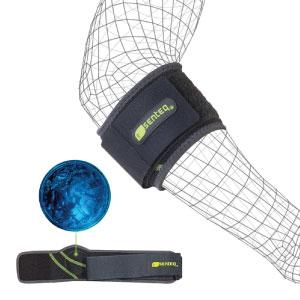 Amazon.com: SENTEQ - Codera con correa para codo de tenista ...