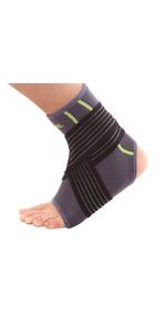 SENTEQ Ankle Brace GEL Strap