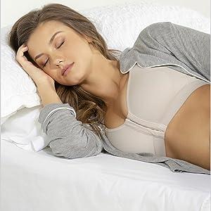 comfortable, rest, leonisa, sleep