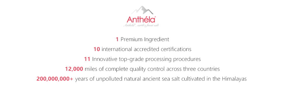 Anthela Himalayan Pink Salt