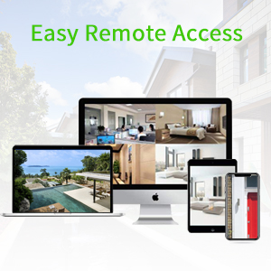 Flashandfocus.com 996914a1-6235-40d1-9fa5-1da107ebee59._CR0,0,300,300_PT0_SX300__ XVIM 8CH 1080P Security Camera System Home Security Outdoor 1TB Hard Drive Pre-Install CCTV Recorder 4pcs HD 1920TVL…
