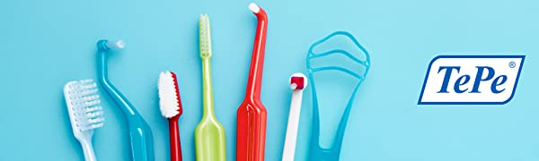 TePe Gentle Care is a super soft toothbrush for gentle cleaning and is recommended for patients after oral surgery and for patients with sore or delicate ...