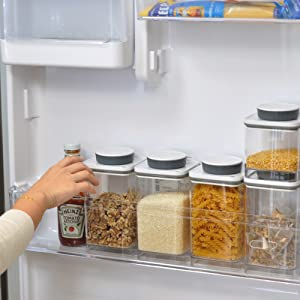 refrigerator canisters