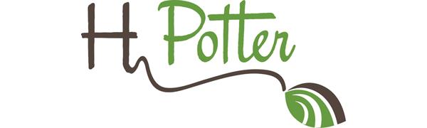 H Potter logo Window Box