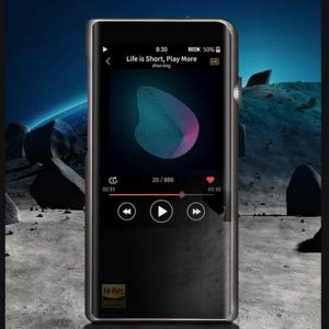 Shanling M5s Hi-Res Portable Music Player Bluetooth Music Player Wi-Fi Music Player