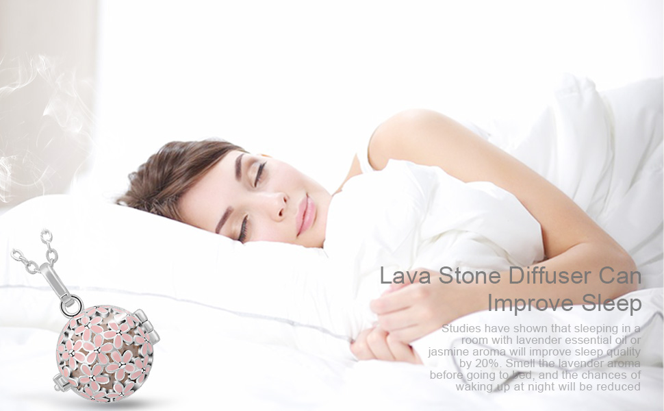 essential oil diffuser can improve your sleep