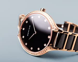 Ceramic Watch Collection by BERING