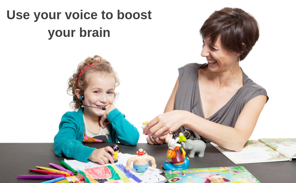forbrain, auditory feedback, bone conduction headphones