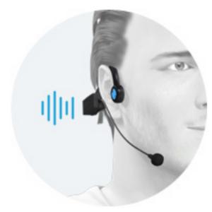 dynamic filter, bone conduction, auditory feedback, forbrain
