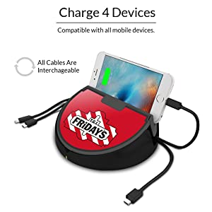 charge multiple devices