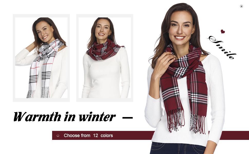 scarfs for women and men