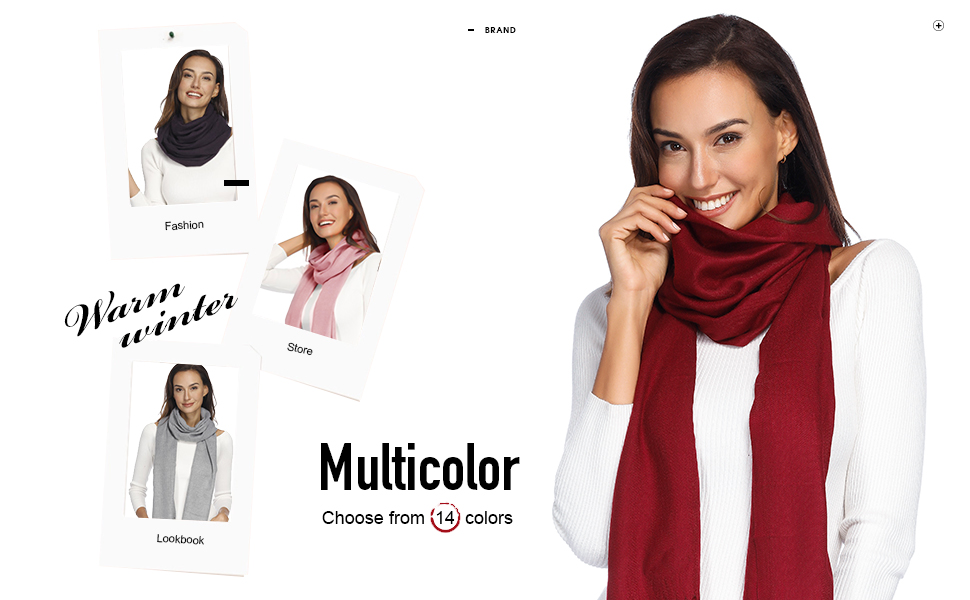 scarfs for women