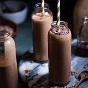 Chocolate ginger smoothie