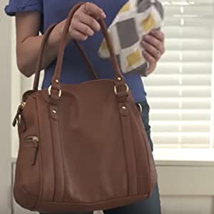 Cozy Cover Easy Seat Fits in Your Hand Bag