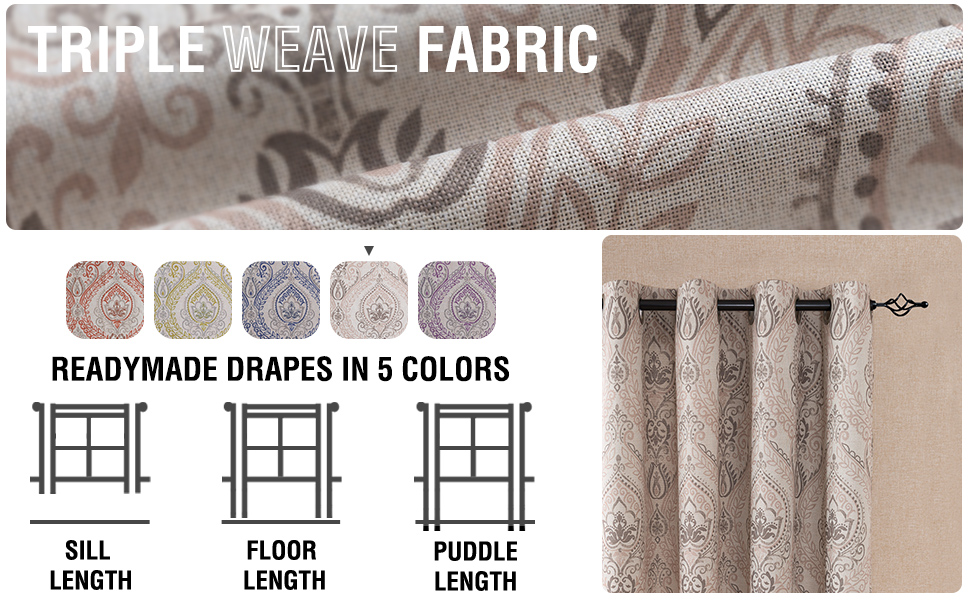 FABRIC AND COLORS