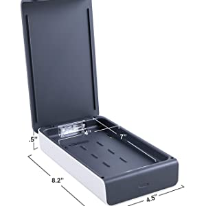 Amazon.com: Smartphone Sanitizer Portátil Luz UV Teléfono ...