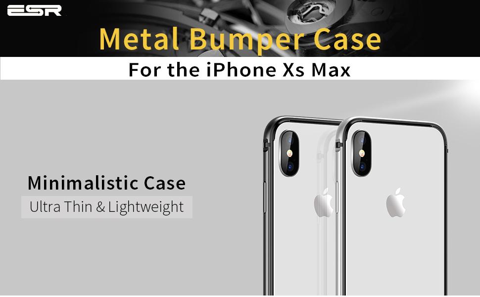 ESR iPhone Xs Max case