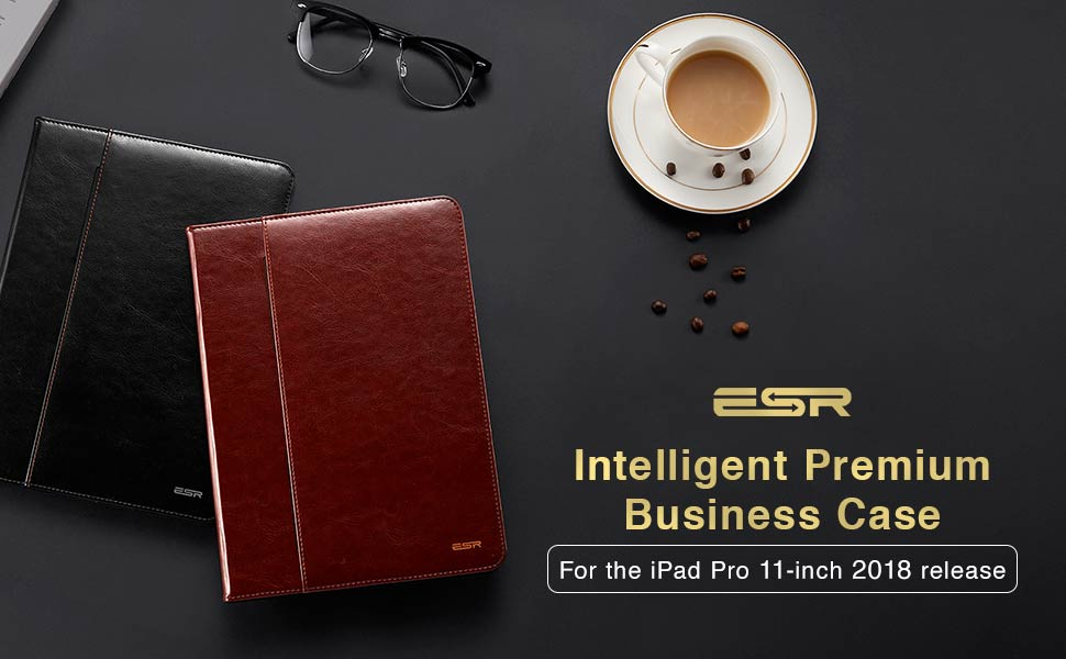 esr intelligent premium business case for ipad pro 11 2018