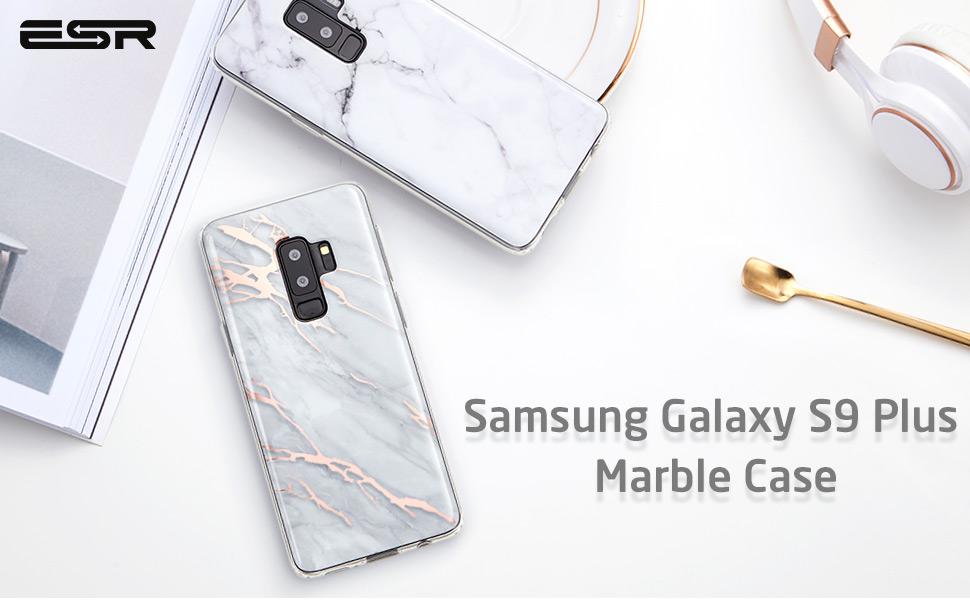 s9 plus marble case