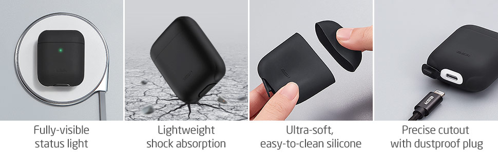 ESR Protective case cover for airpods