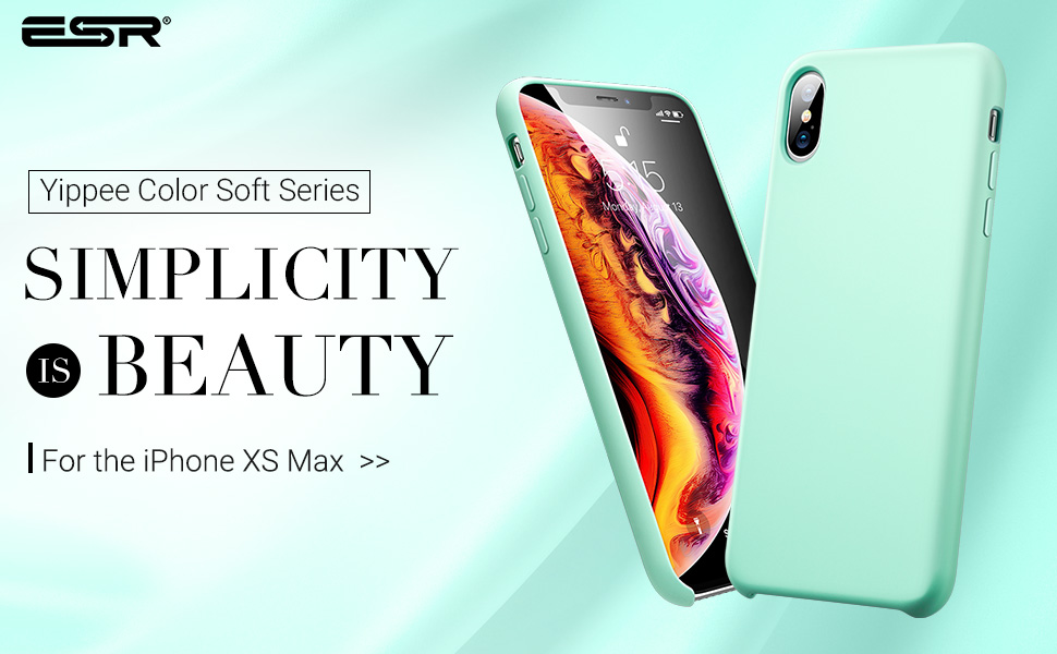 iphone xs max clear case 2018 6.5 inch