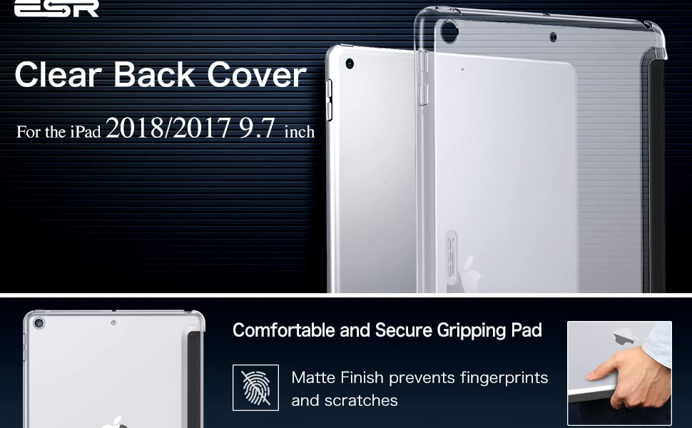 2018 ipad back cover